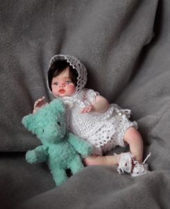 OOAK ART DOLL LIMITED EDITION BY KOVALEVA 3