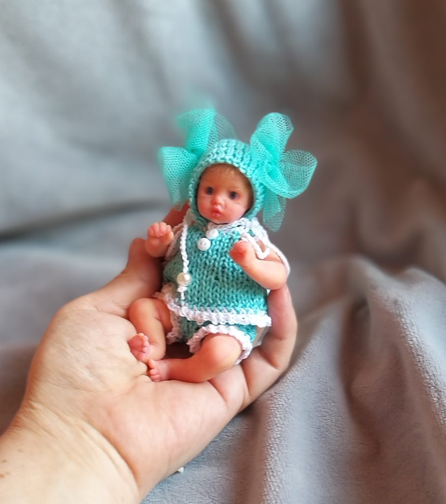 Silicone reborn baby full body