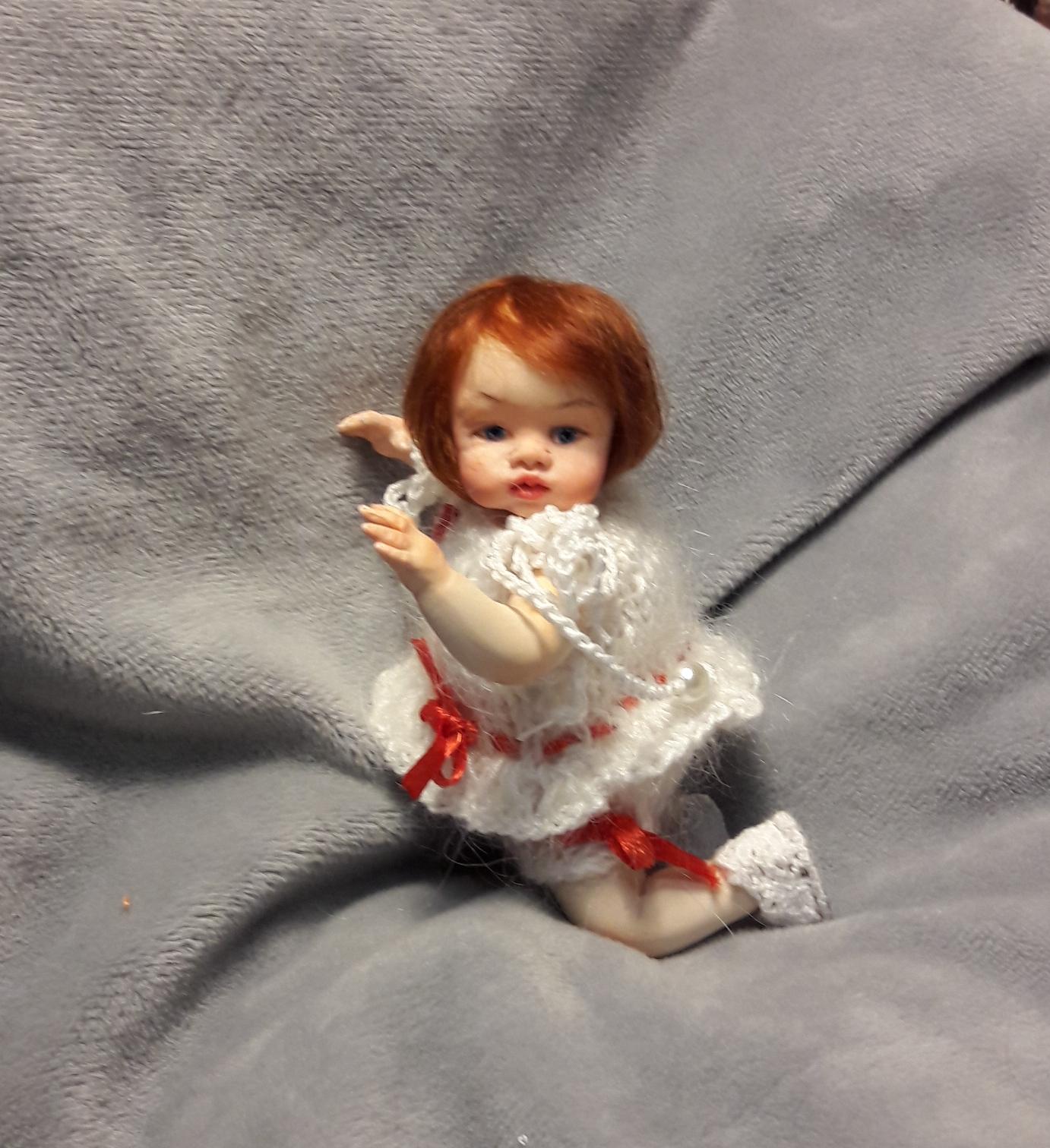 mini art doll