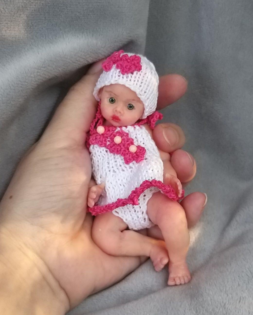silicone reborn doll