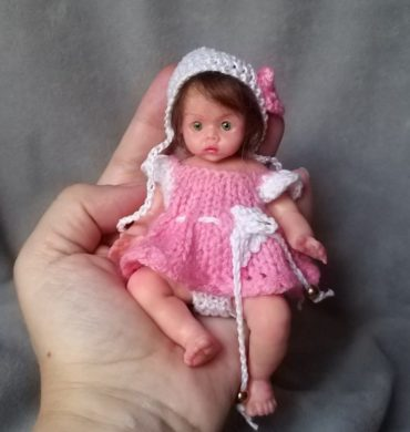 full body silicone baby by kovalevadoll