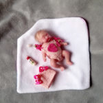 Silicone baby doll 3