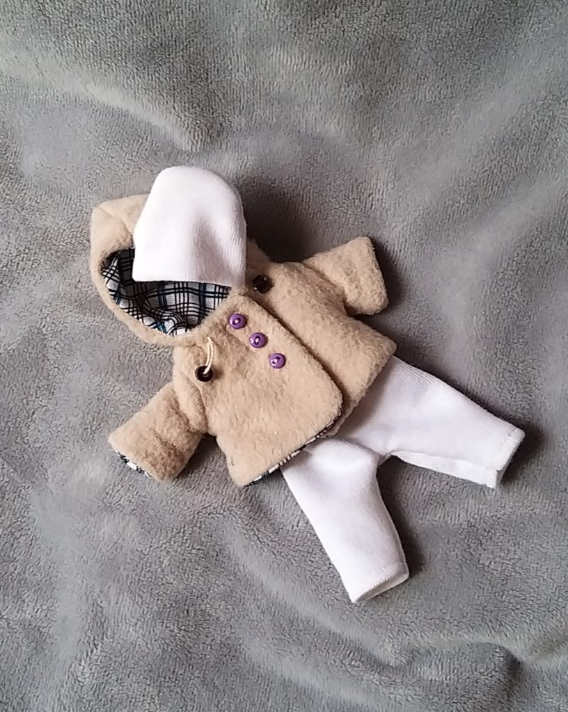 clothes for 5 inch doll