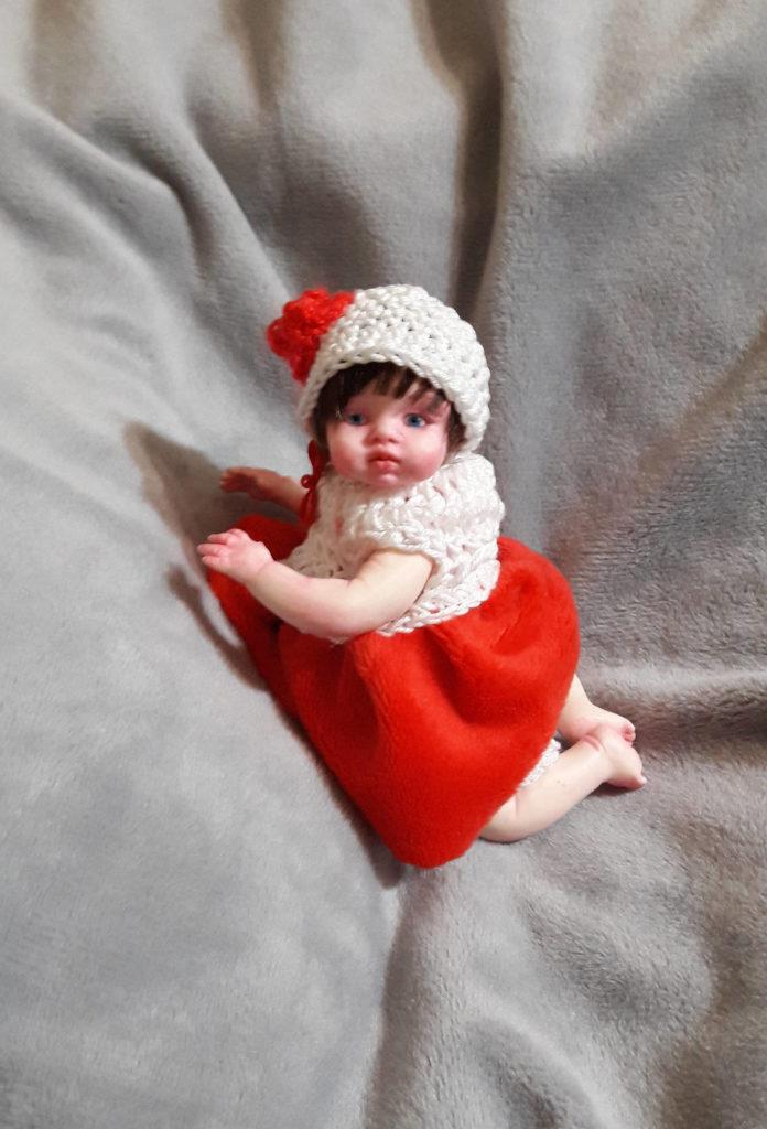 handmade dolls polymer clay