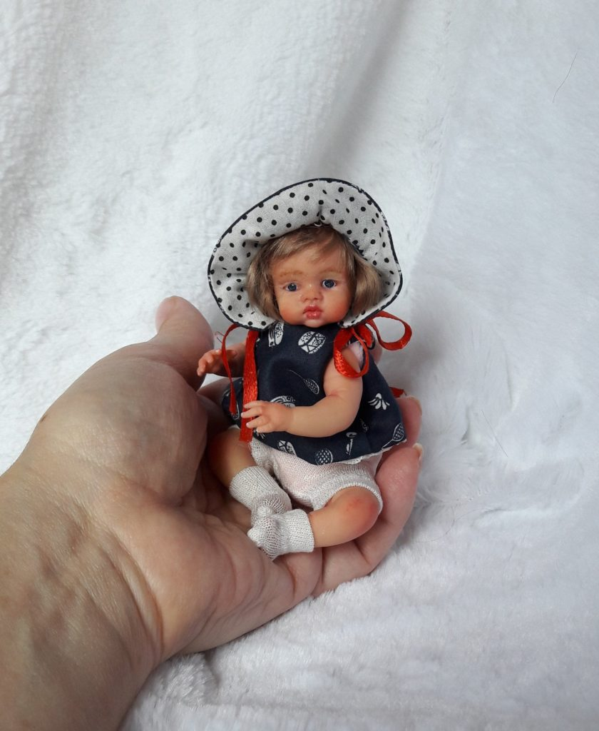 collectible mini puppet