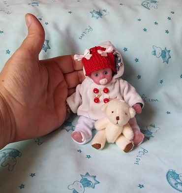 silicone reborn baby cloth body Kovalevadoll sale