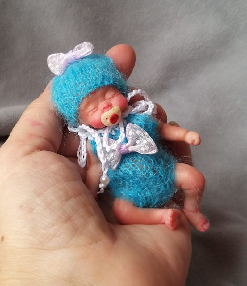 mini silicone babies for sale