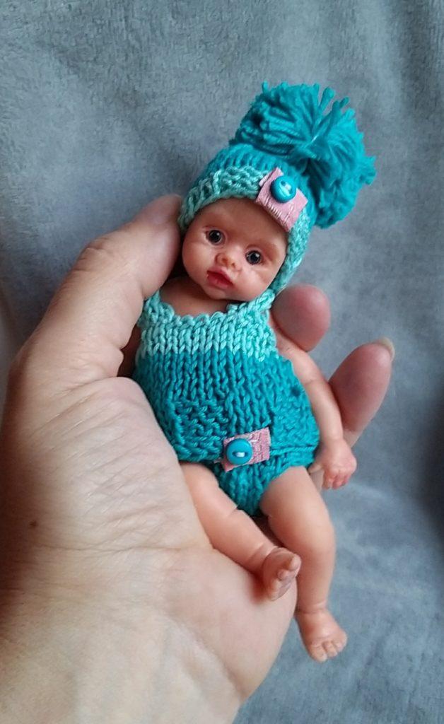tiny baby silicone