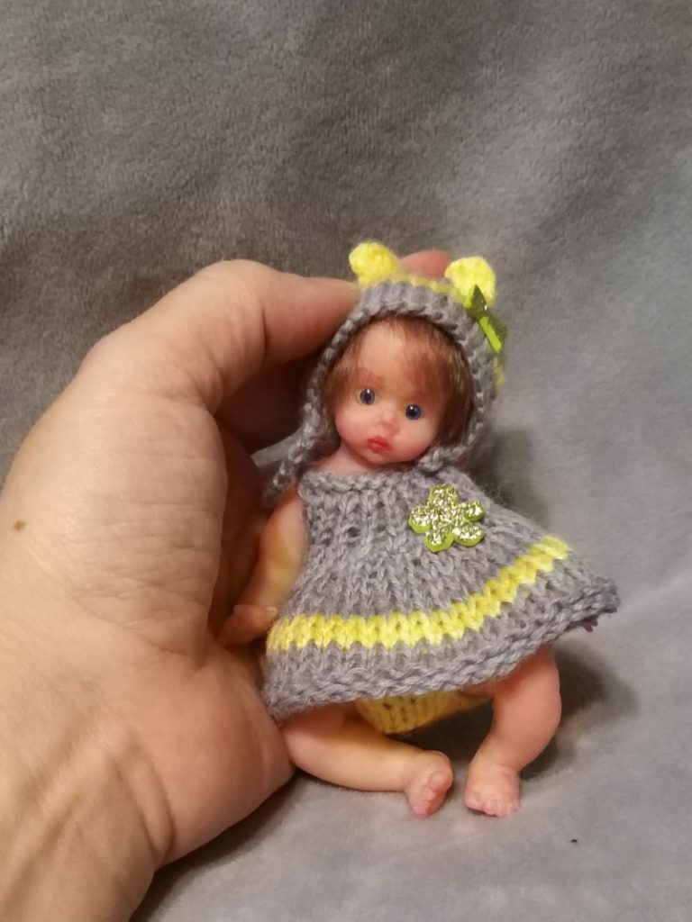 mini silicone girl doll 03