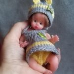 mini silicone girl doll