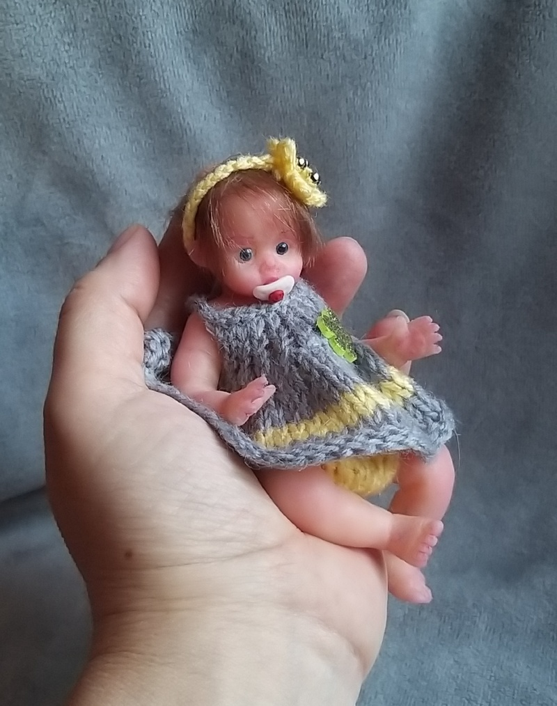 mini silicone girl doll 15