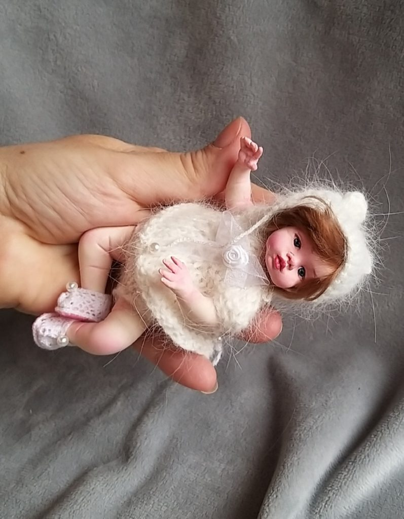 Miniature Collectible Doll Baby