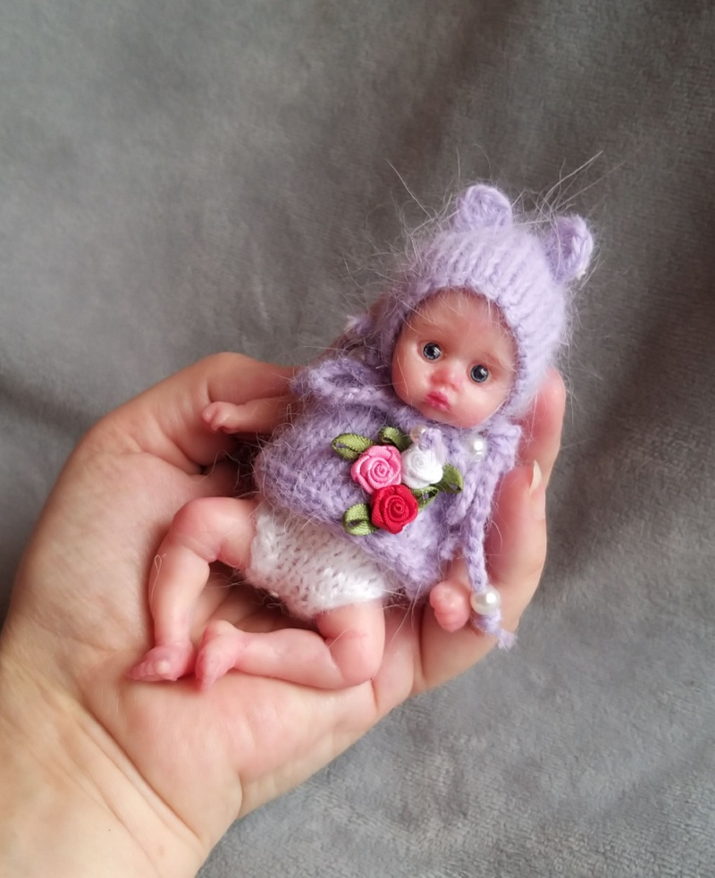 sold mini full body silicone baby doll for sale kovalevadoll 15