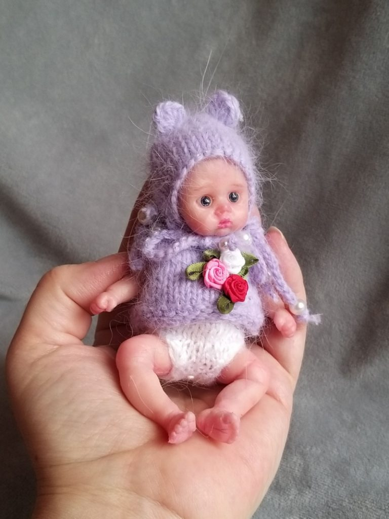 sold mini full body silicone baby doll for sale kovalevadoll 16