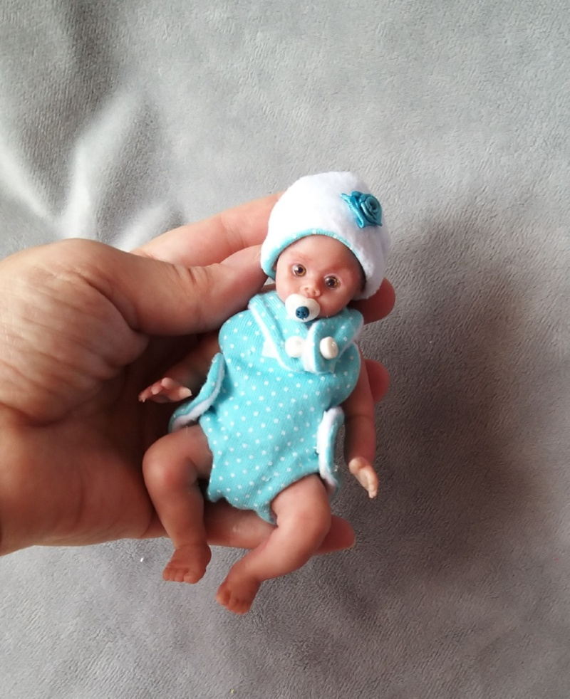 Tiny silicone baby dolls for sale