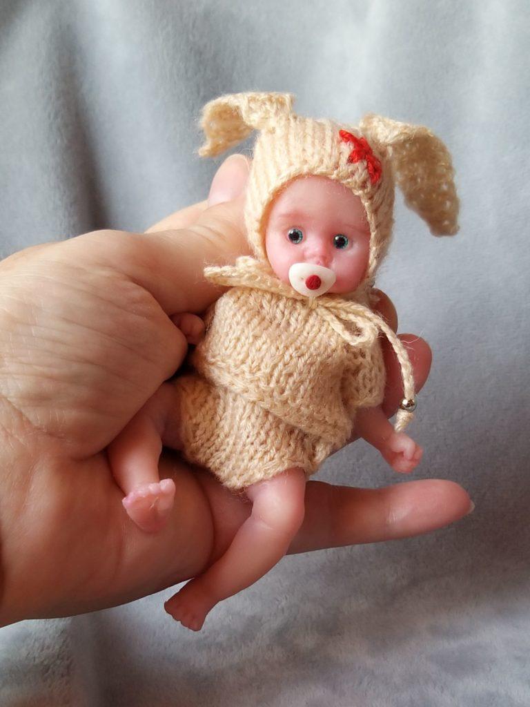 mini silicone baby price