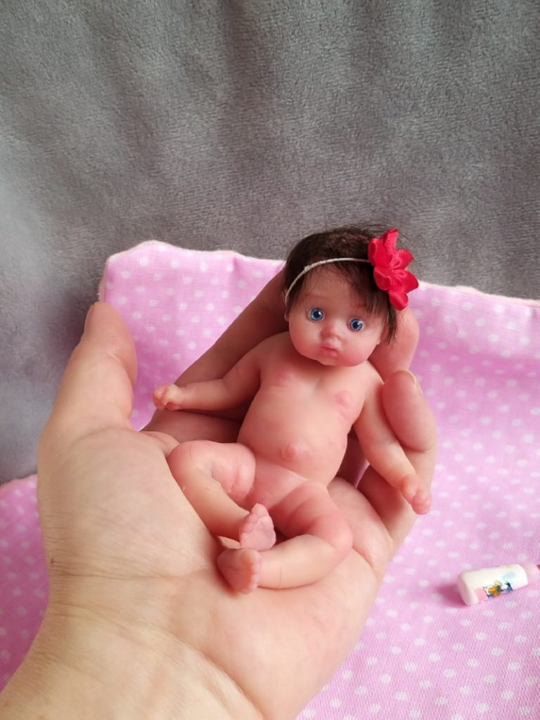 Where to get silicone baby dolls by Kovalevadoll 01