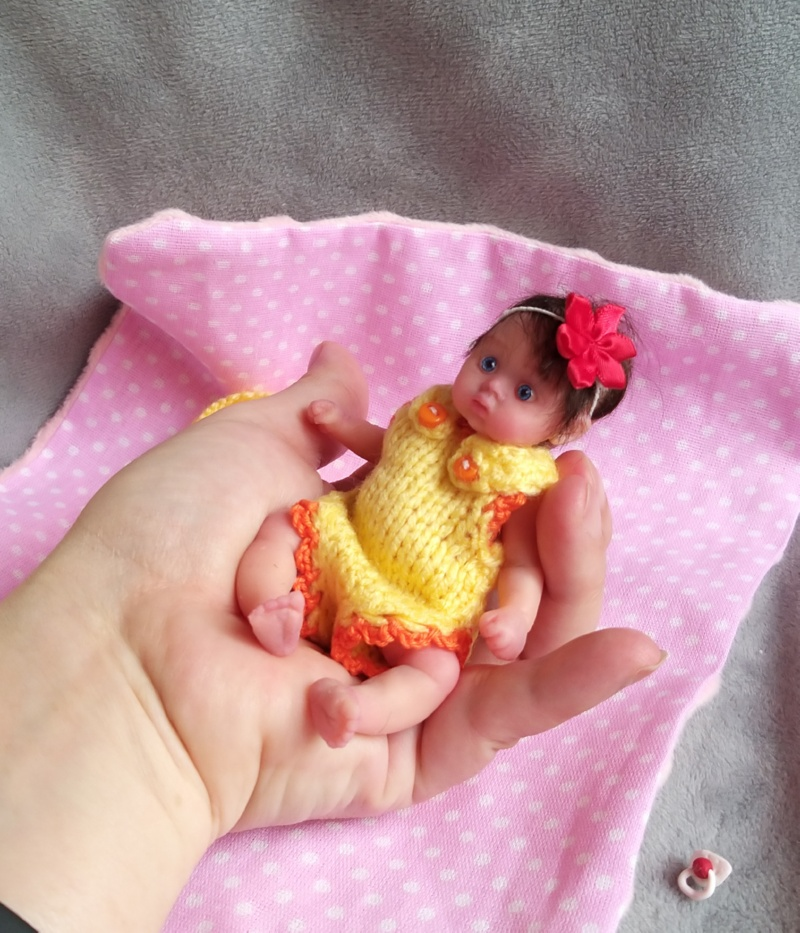 Where to get silicone baby dolls by Kovalevadoll 06