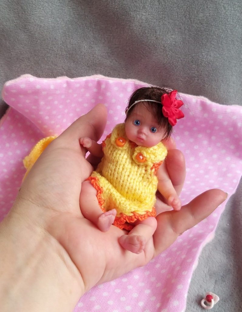 Where to get silicone baby dolls by Kovalevadoll 07