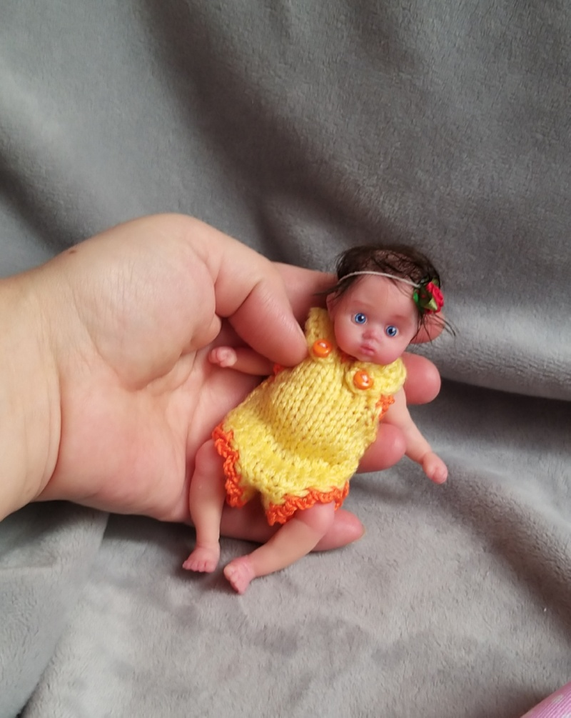 Where to get silicone baby dolls by Kovalevadoll 13