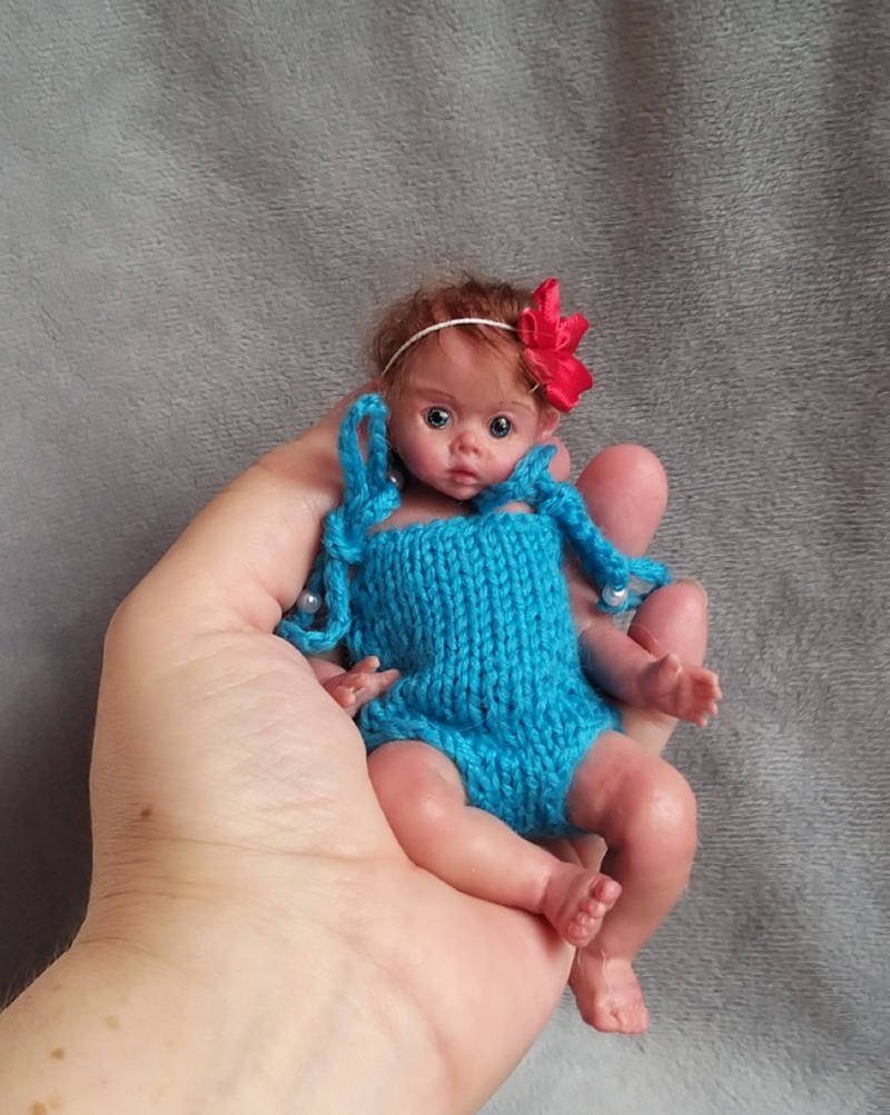 full body silicone reborn baby dolls for sale by Kovalevadoll 06