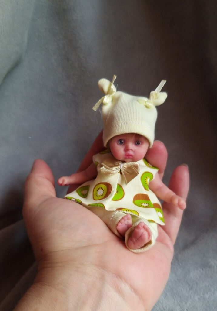 Ecoflex silicone baby05