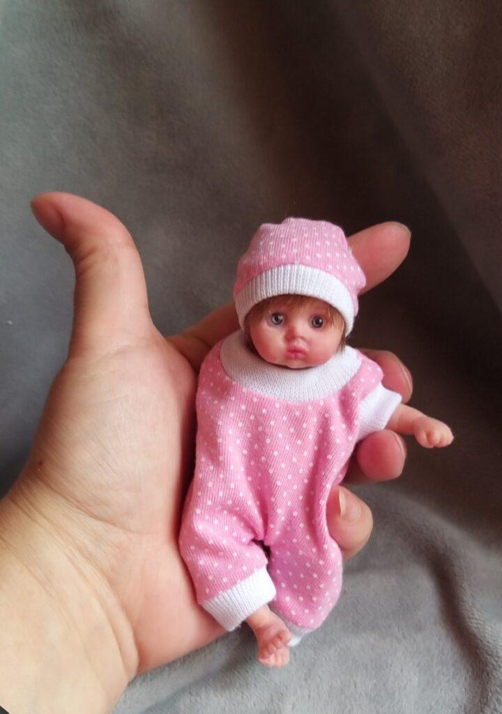 Ecoflex silicone baby13