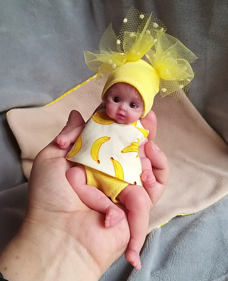 Silicone baby doll artists Kovalevadoll01