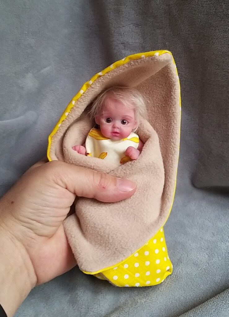 Silicone baby doll artists Kovalevadoll04