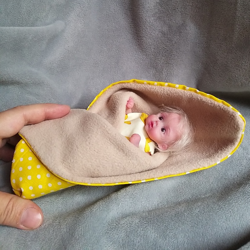 Silicone baby doll artists Kovalevadoll05