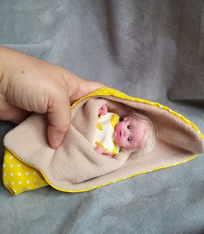 Silicone baby doll artists Kovalevadoll06