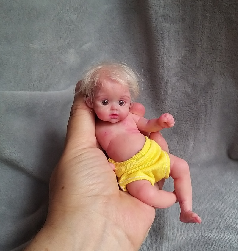 Silicone baby doll artists Kovalevadoll09