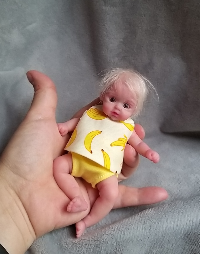 Silicone baby doll artists Kovalevadoll14
