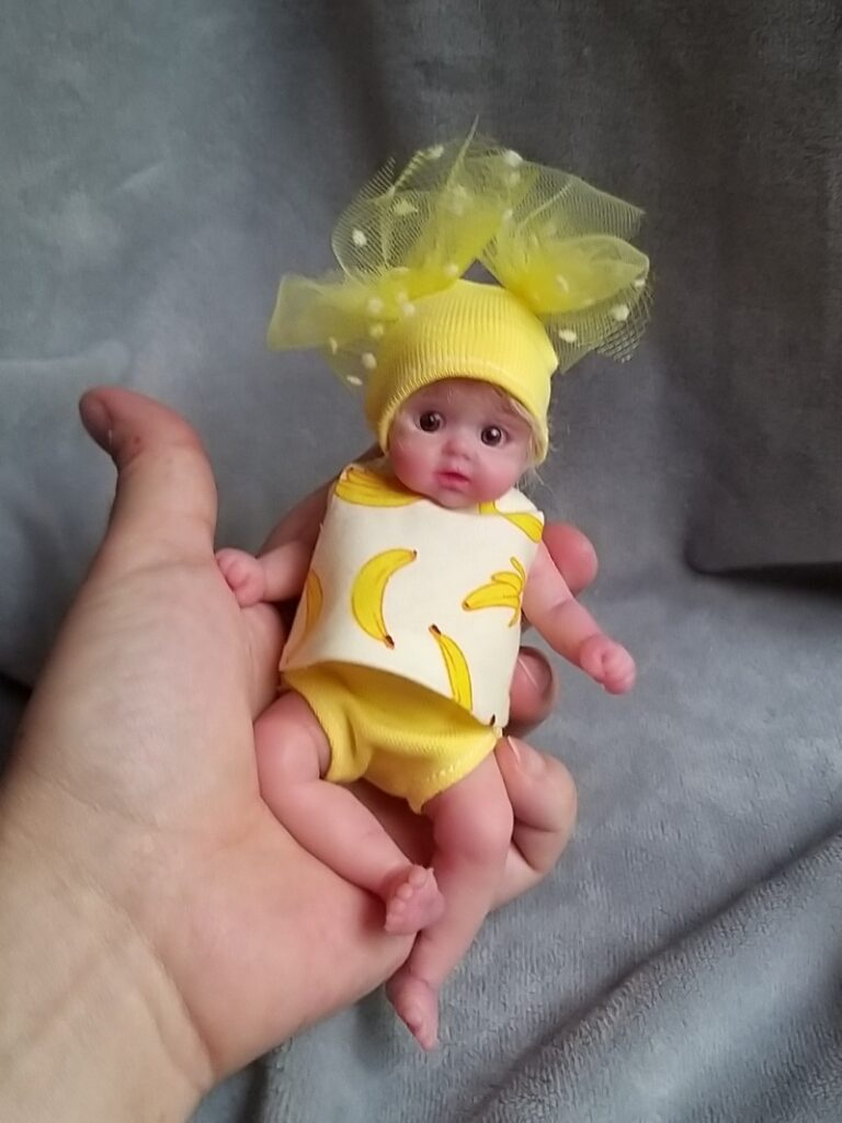 Silicone baby doll artists Kovalevadoll15