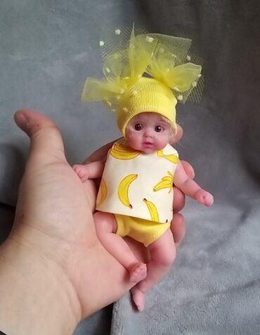 Silicone baby doll artists Kovalevadoll