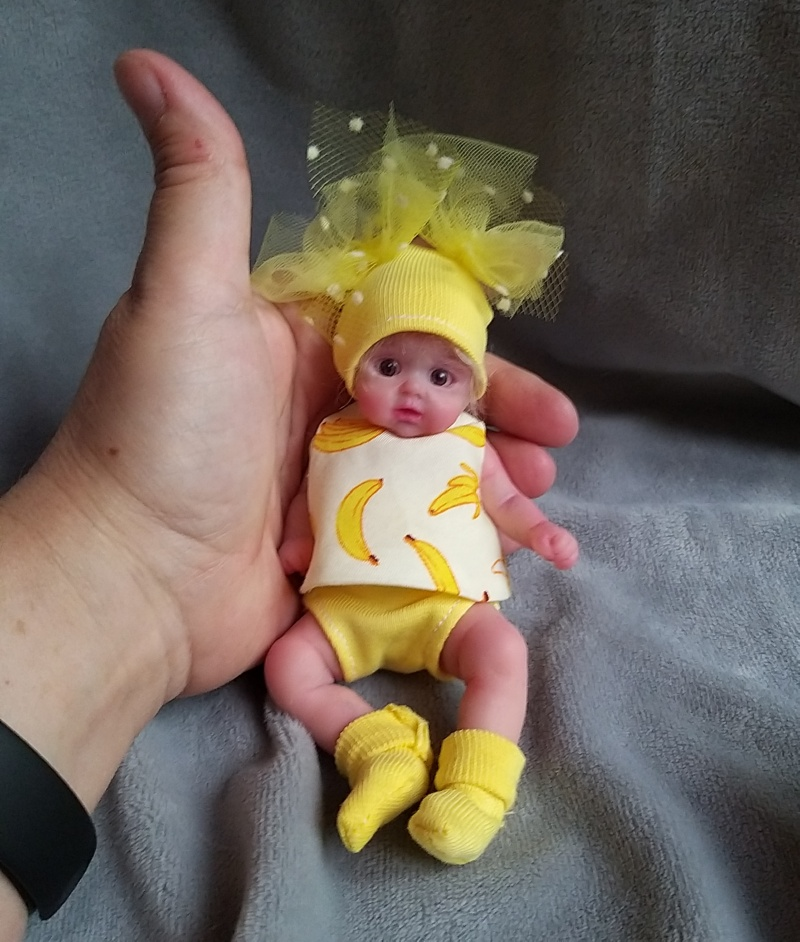 Silicone baby doll artists Kovalevadoll18