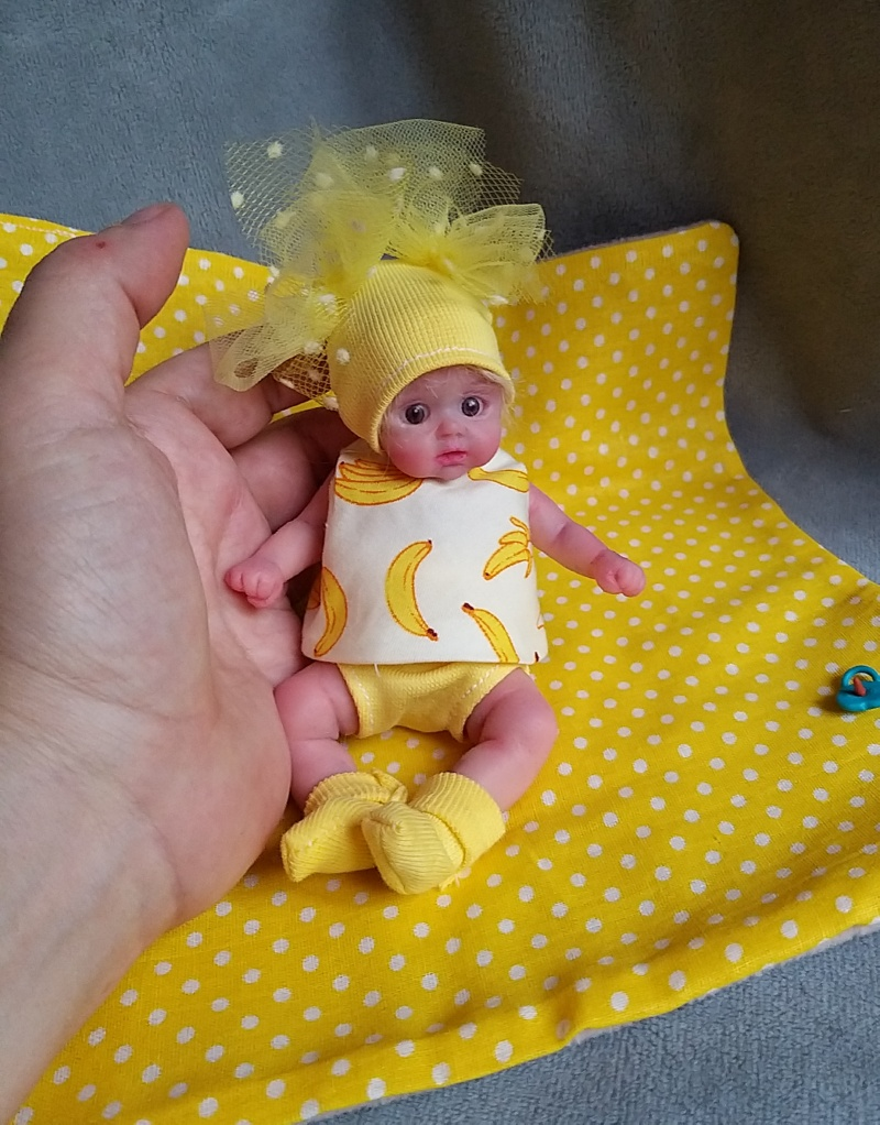 Silicone baby doll artists Kovalevadoll19