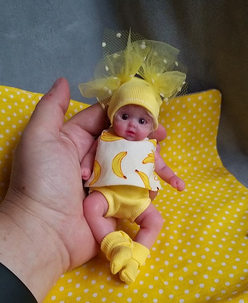 Silicone baby doll artists Kovalevadoll20
