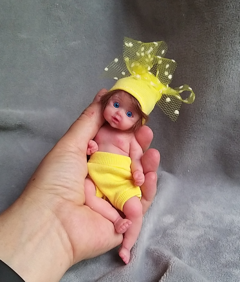 small silicone baby Kovalevadoll02