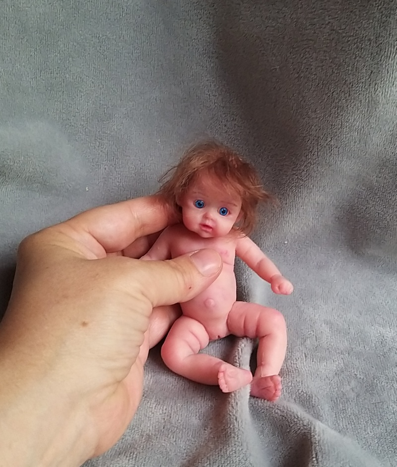 small silicone baby Kovalevadoll03