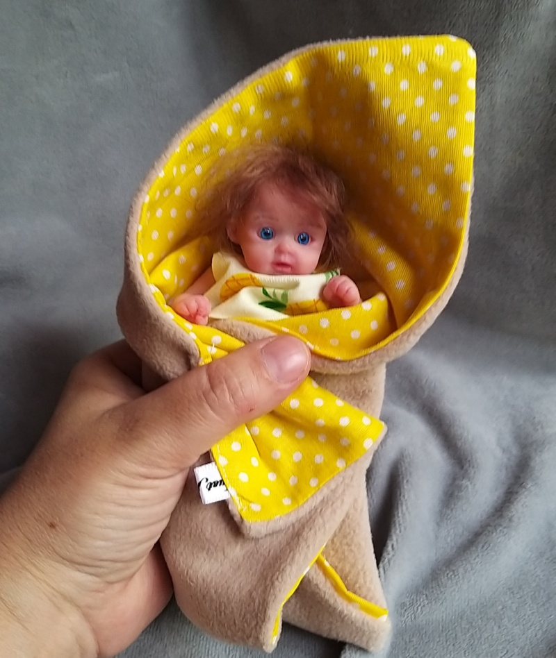 small silicone baby Kovalevadoll05