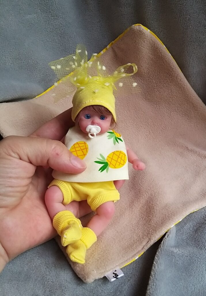 small silicone baby Kovalevadoll10