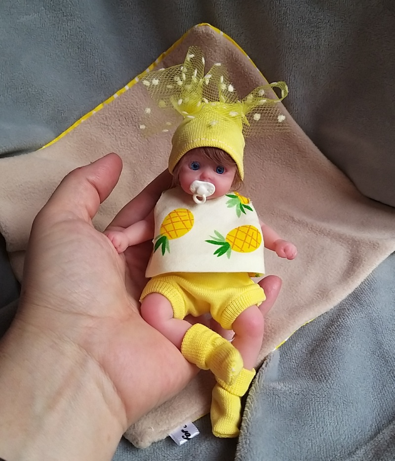 small silicone baby Kovalevadoll11