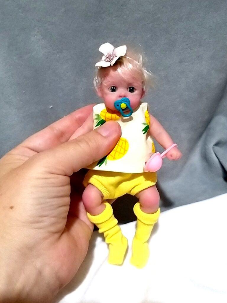 tiniest baby dolls