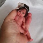 handmade silicone doll