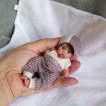 mini silicone baby