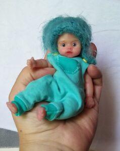 mini silicone dolls