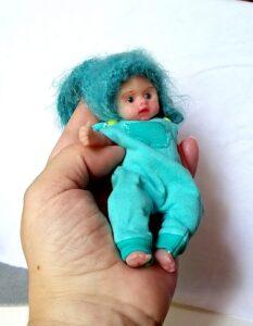 mini silicone baby boy full body oliver