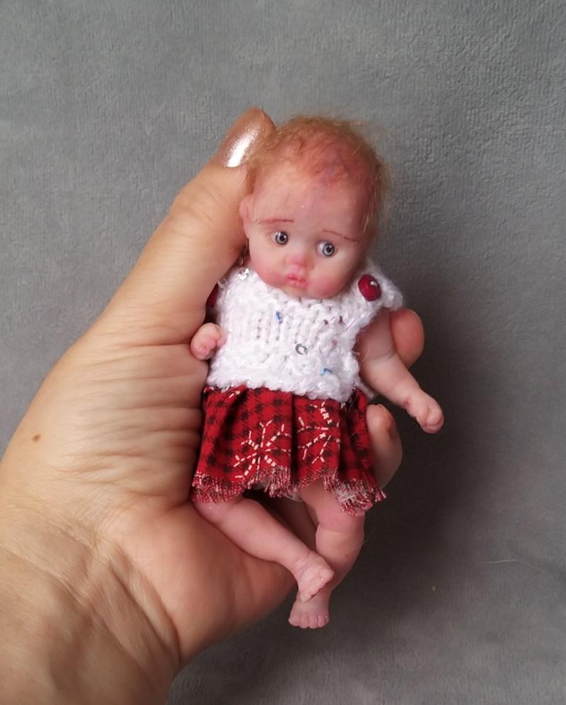 micro mini silicone baby 5 inch