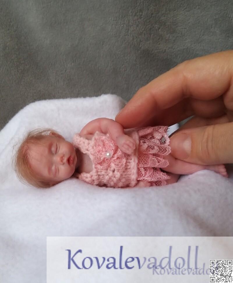 micro mini silicone babies